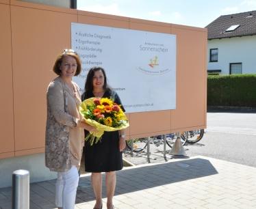 Besuch Landesrätin Frau Teschl-Hofmeister-
