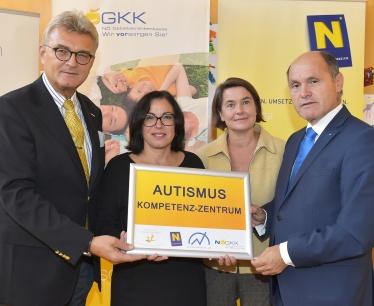 Oktober 2015 | Autismuszentrum eröffnet-Copyright: NLK J.Burchhart